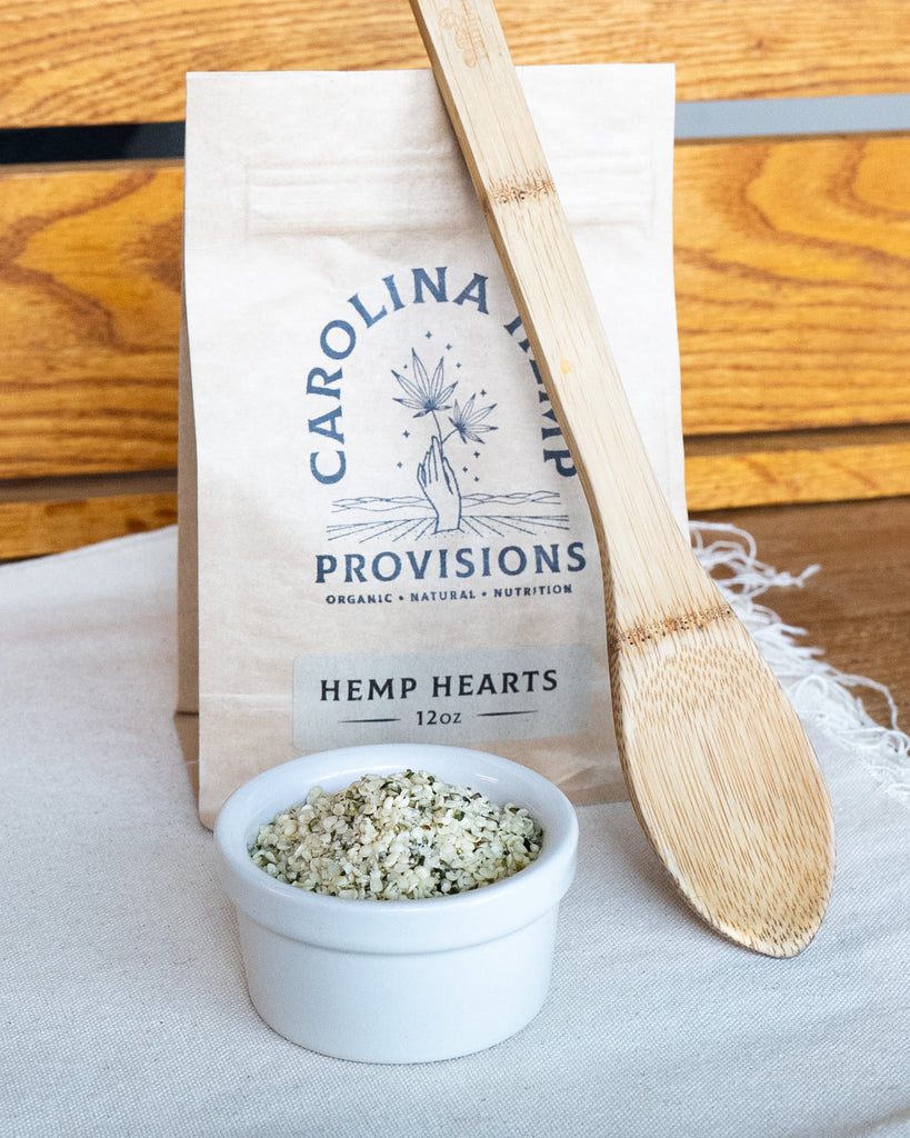 Carolina Hemp Provisions | Hemp Hearts