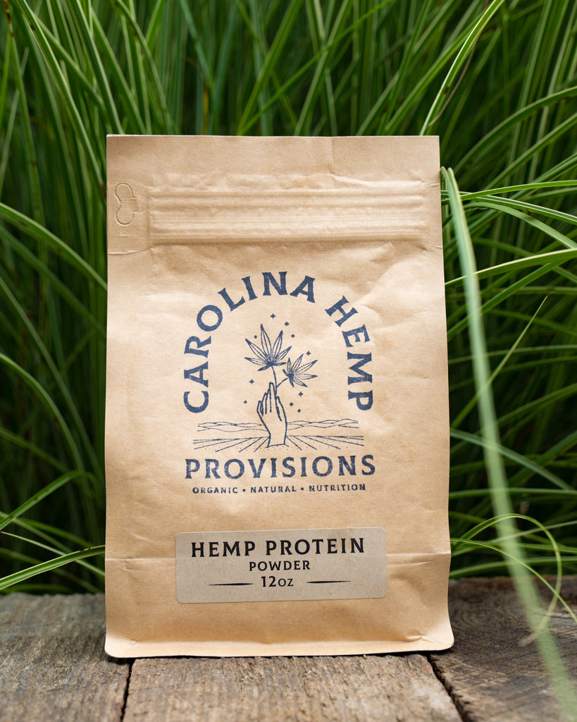 Carolina Hemp Provisions | Hemp Protein Powder