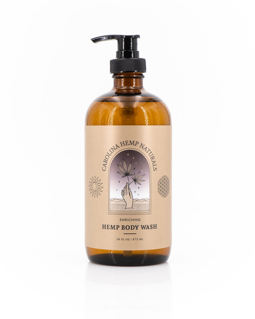 Body Wash | Carolina Hemp Naturals | Skin Care