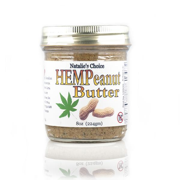 Hemp Peanut Butter | Jelly Combo - Carolina Hemp Company