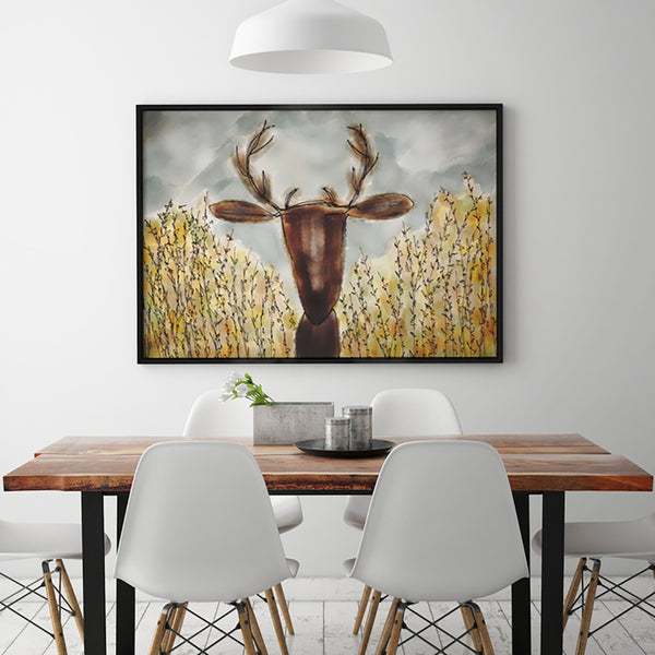 Deer Ekinakis Original Art