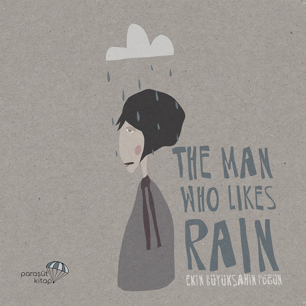 The Man Who Likes Rain - Silent Book