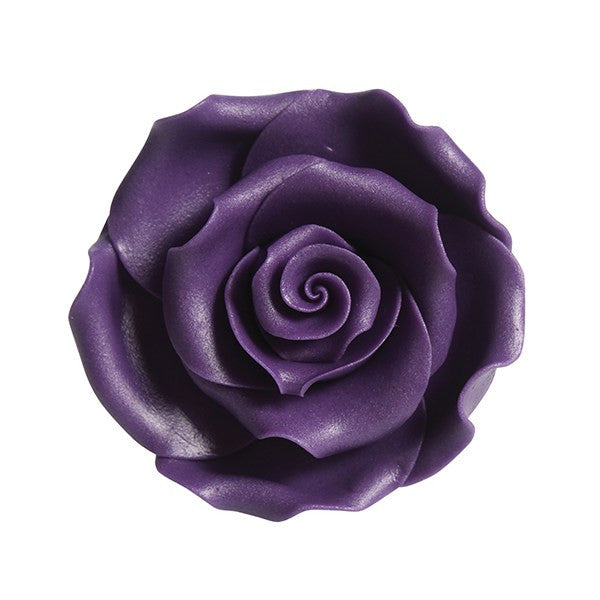 Soft Sugar Rose - Purple 38mm