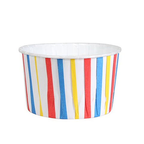 Baking Cups - Striped
