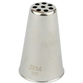 JEM No.235 Large Grass/ Fur Icing Nozzle