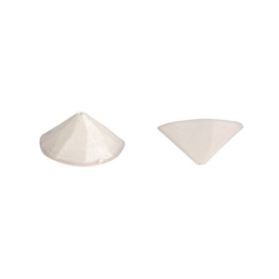 Jelly Studs Metallic Pearl - Pack of 20