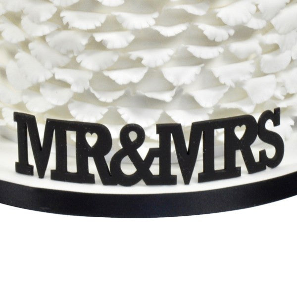'Mr & Mrs' Large Cutter