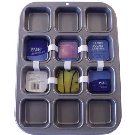 PME 12 Mini Square Cake Pan