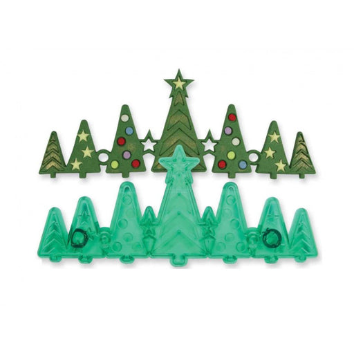 Christmas Tree Border Cutters