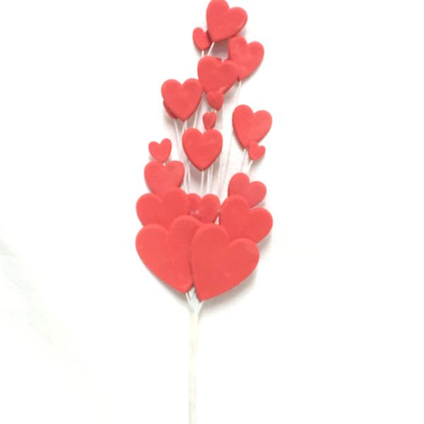 Shooting Hearts Spray - Red