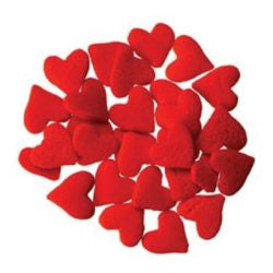 PME Sprinkles - Red Hearts (65g)