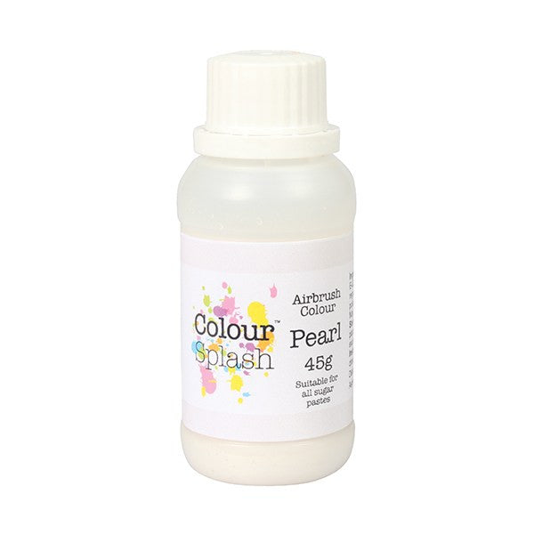 Colour Splash Airbrush Colour - Pearl 45g