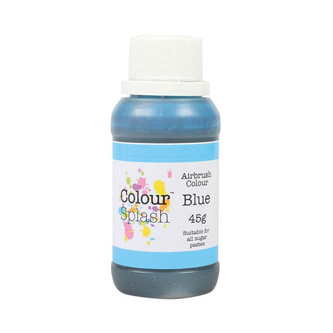 Colour Splash Airbrush Colour - Blue 45g