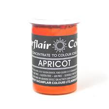 Sugarflair Paste Colours - Pastel Apricot - 25g