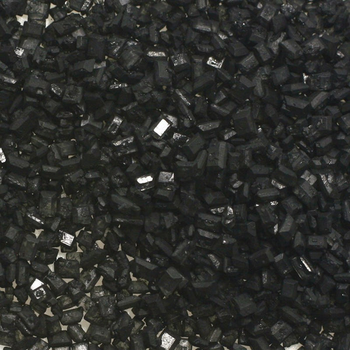 Sparkling Sugar Crystals - Black