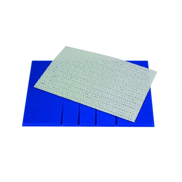 PME Grooved Rolling Out Board - Veined 250 x 170 x8mm