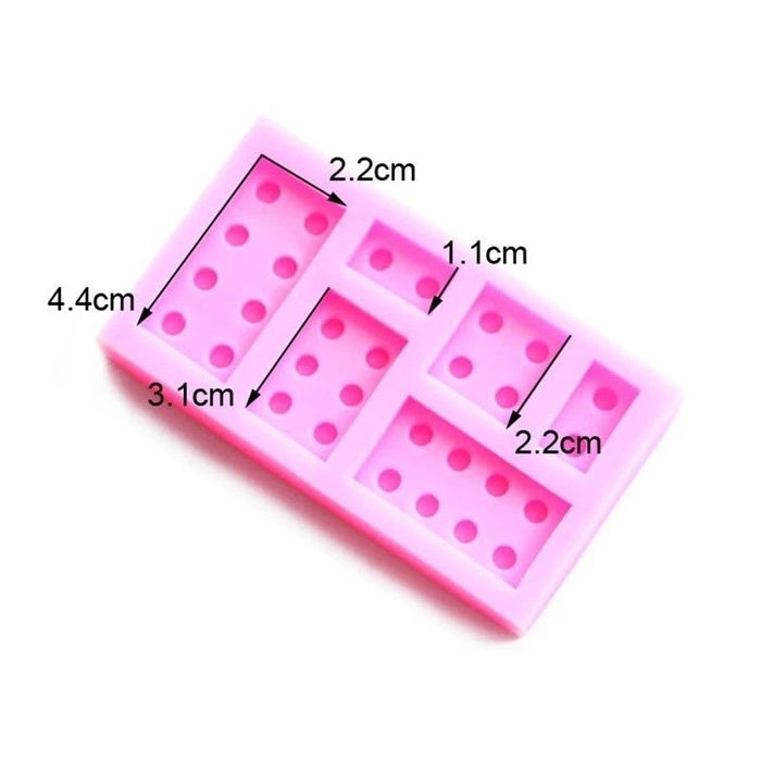 Bricks Silicone Moulds