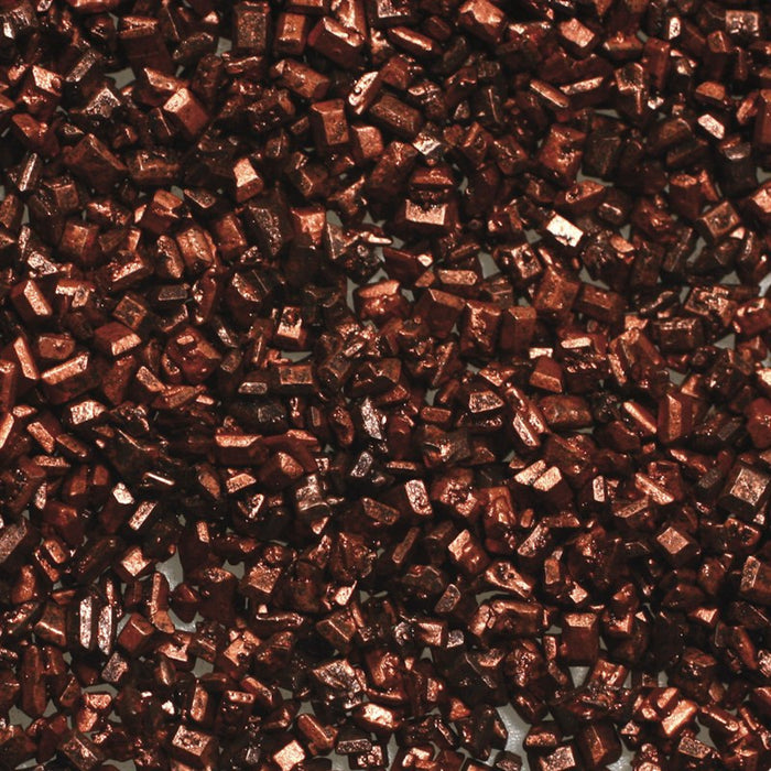 Sparkling Sugar Crystals - Metallic Bronze