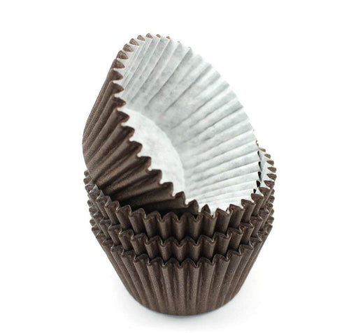 High Quality Baking Muffin/ Cupcake Cases- Brown
