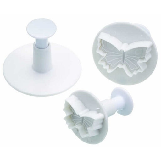 Butterfly Plunger Cutter Set of 3
