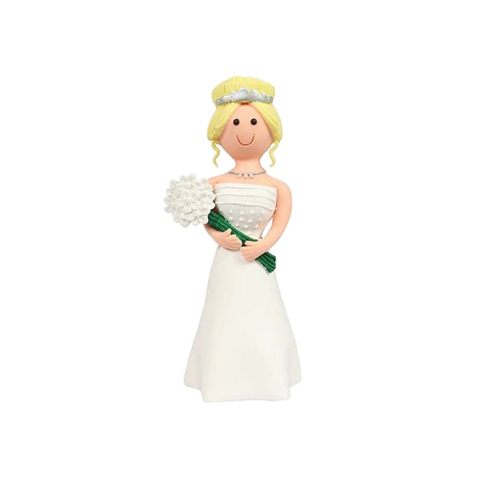 Cake Star Bride Cake Topper