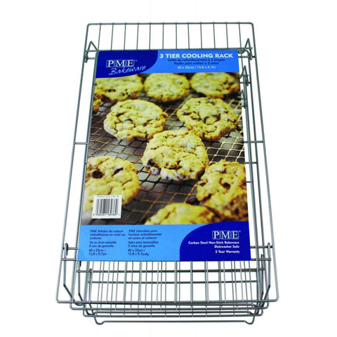 PME 3 Tier Cooling Rack