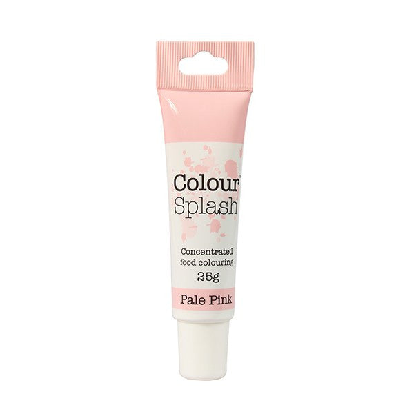Colour Splash Gel - Pale Pink - 25g