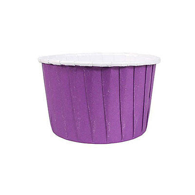 Baking Cups - Purple