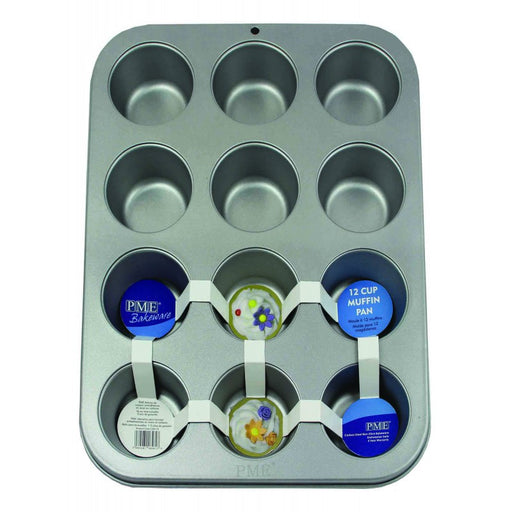 PME 12 Cupcake/Muffin Baking Pan