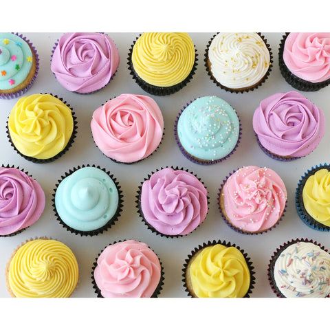 Back to Basics - Cupcake Decorating Course - Tuesday 13th June