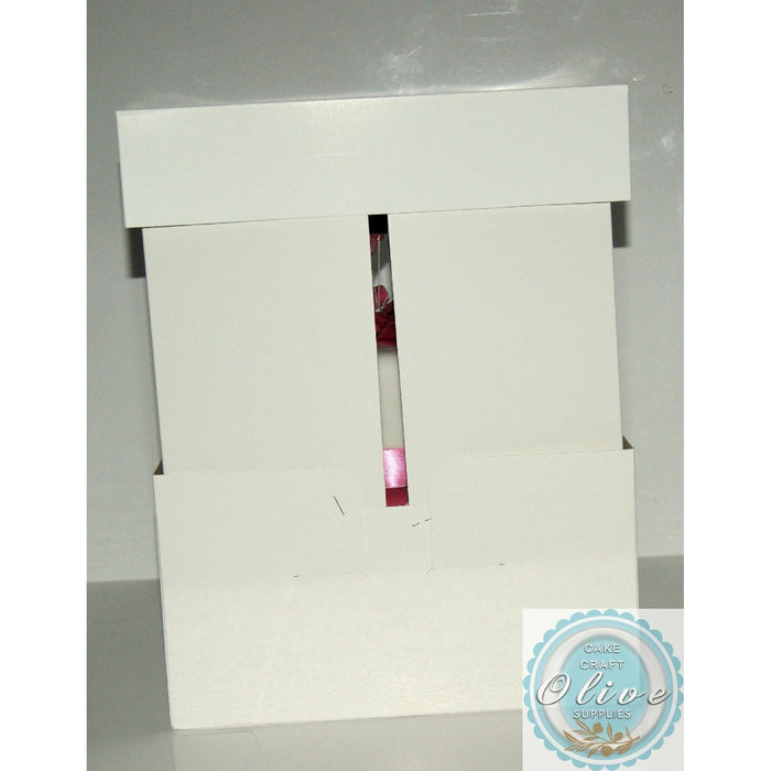 "Cake Box Extension Corner Cards 14"" Tall"