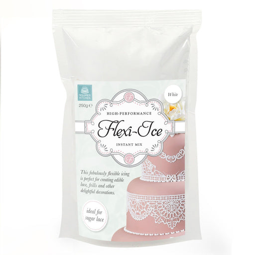 Squires Kitchen Flexi-Ice Instant Mix - White 250g