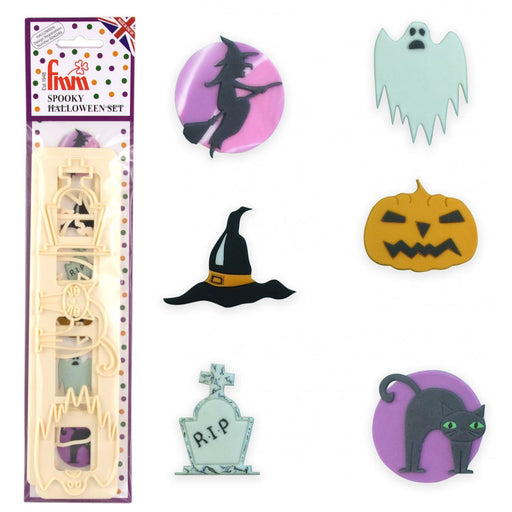 FMM Spooky Halloween Tappit - Set of 2