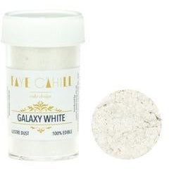 Faye Cahill  Edible Lustre Dusts- Galaxy White