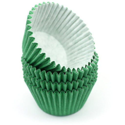 High Quality Baking Muffin/ Cupcake Cases- Green