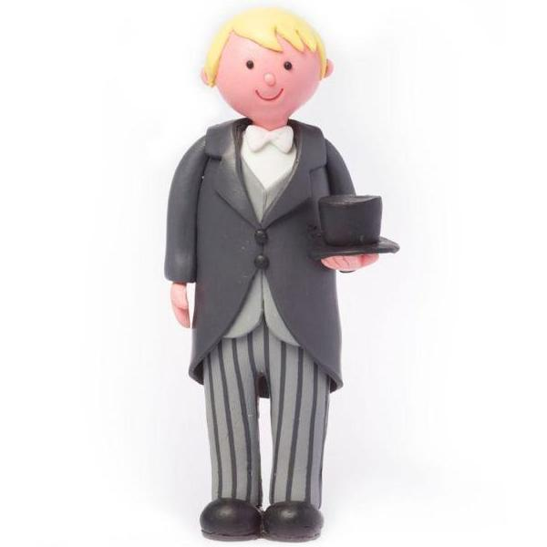 Culpitt Groom Cake Topper