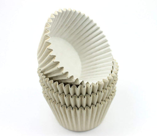 High Quality Baking Muffin/ Cupcake Cases- Ivory