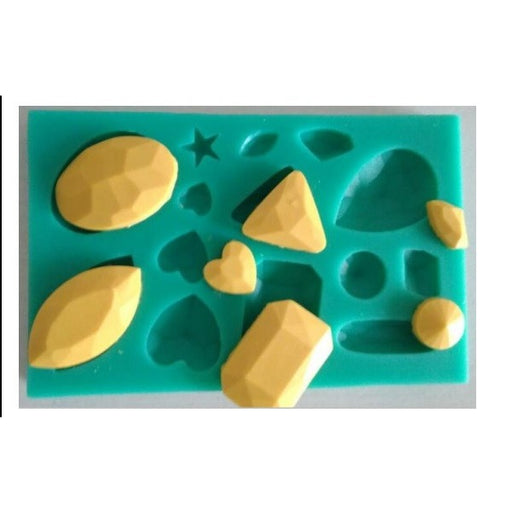 Jewel Silicone Mould
