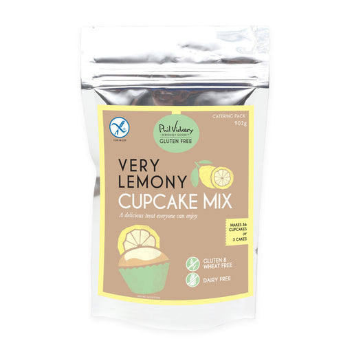 Squires Kitchen Very Gluten Free Lemony Cupcake Mix