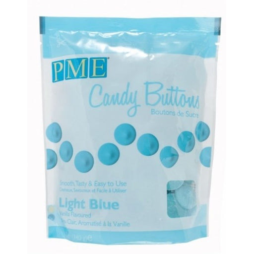 PME Light Blue Candy Buttons 340g