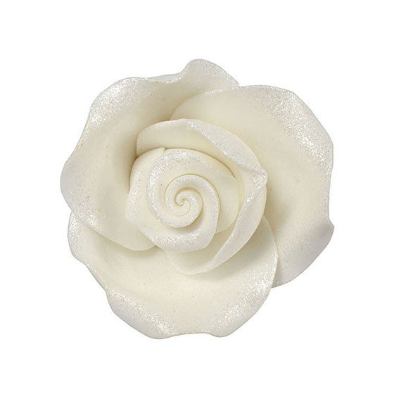 SugarSoft® Rose Lustre White 38mm