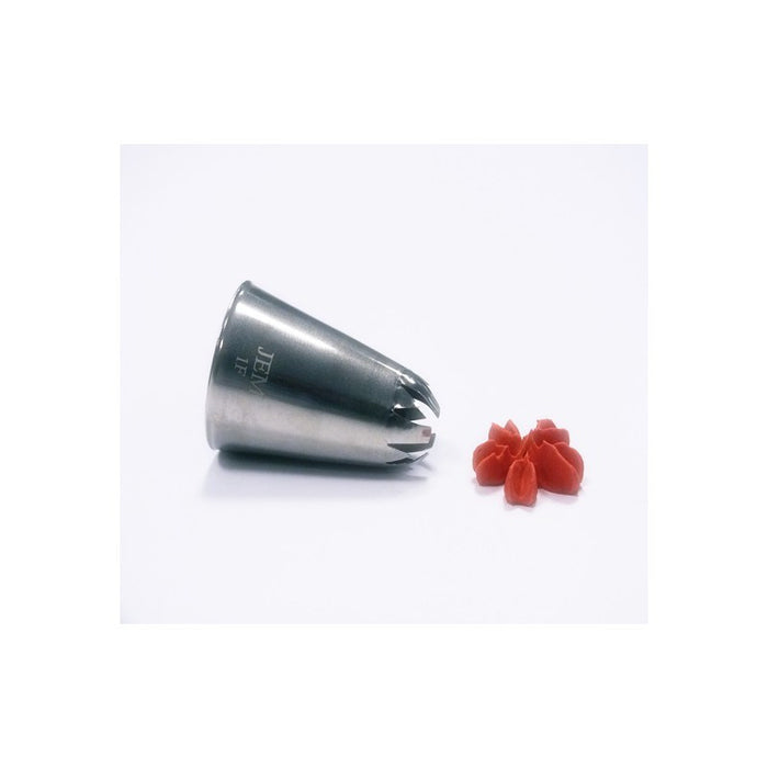 JEM 1F Drop Flower Piping Nozzle