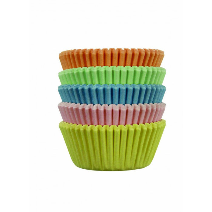PME Pastel Mini Cupcake Cases (Pack of 100)