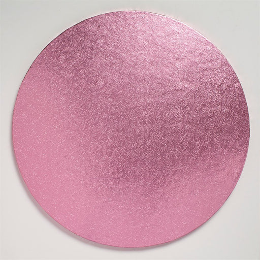 10 Inch Round Cake Drum - Light Pink