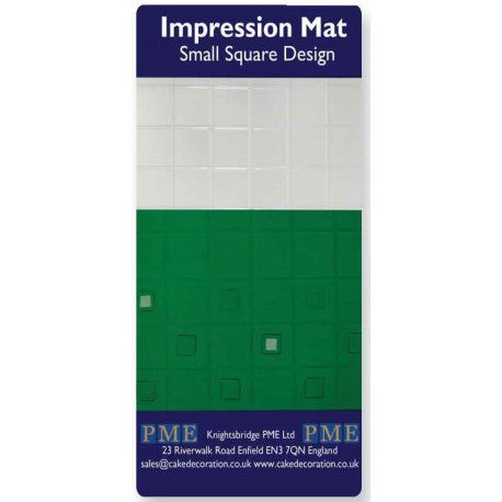 PME Impression Mat - Small Square Design