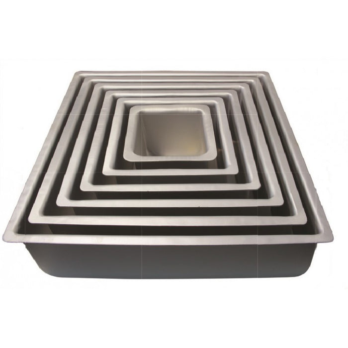 PME 4 Inch Deep Square Cake Pan- 7 Inch