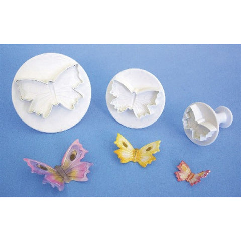 PME 3 Set Butterfly Plunger Cutters