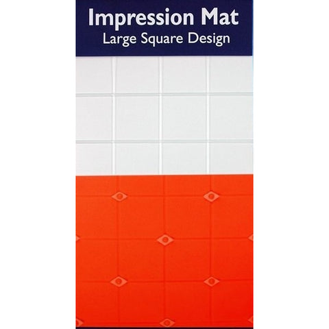 PME Impression Mat - Large Square Design