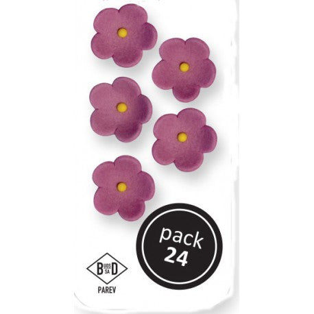 PME Large Lilac Blossoms 24/pk