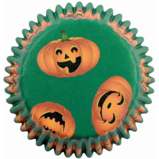 PME HALLOWEEN Cupcake Baking Cases - Pumpkin Pals (Pack of 60)